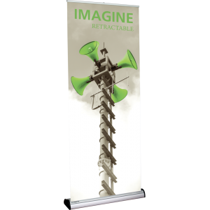 Imagine 850 Retractable Banner Stand